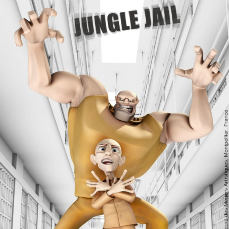 Jungle Jail