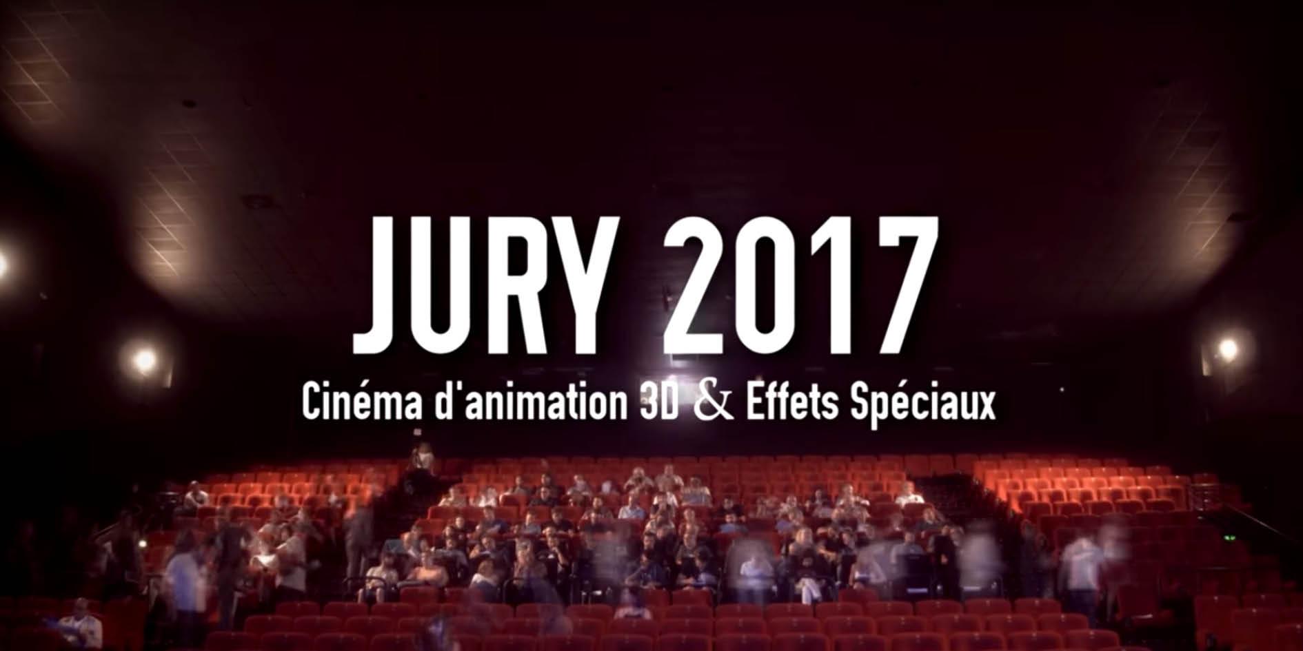 Jury ESMA 2017