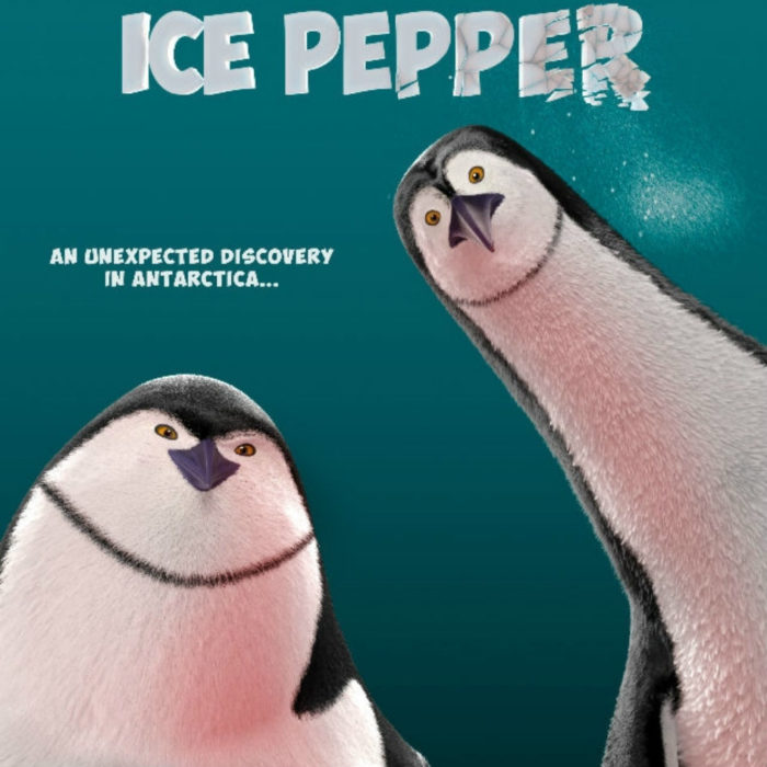 Ice pepper
