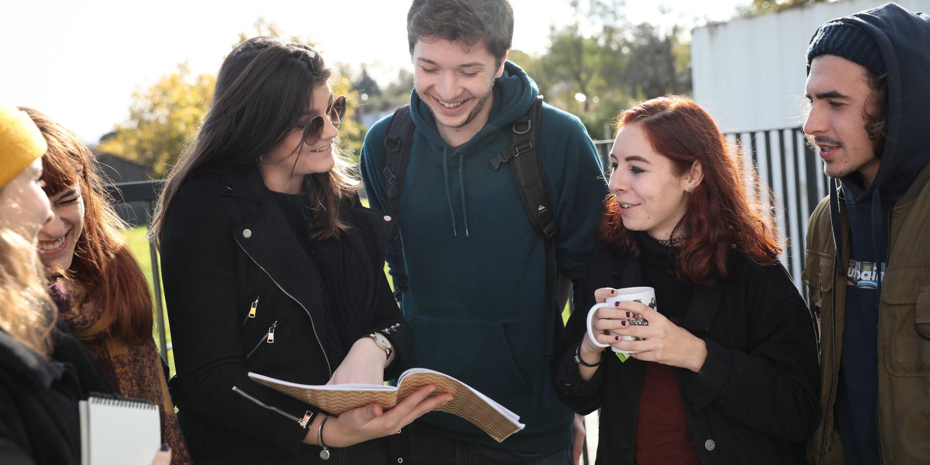 Etudiants ESMA Toulouse