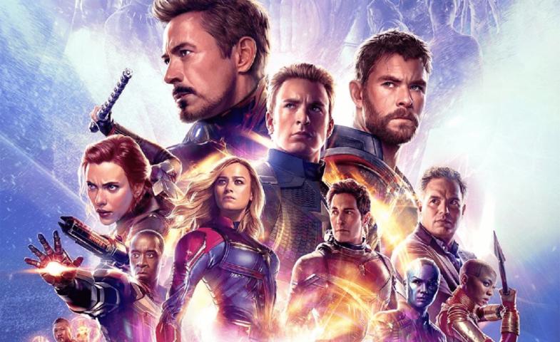 Avengers Endgame 2019