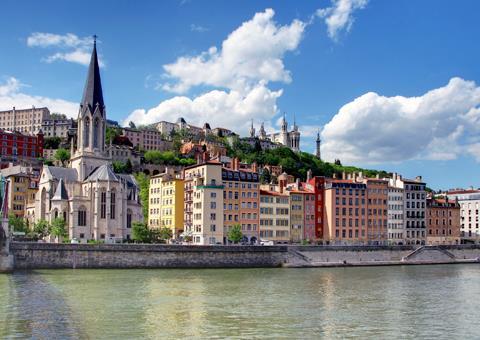 Résidence étudiante à Lyon