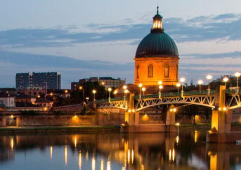 Résidence étudiante à Toulouse