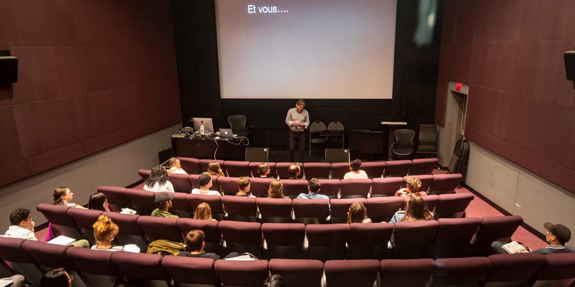 auditorium ExCentris ESMA à Montréal