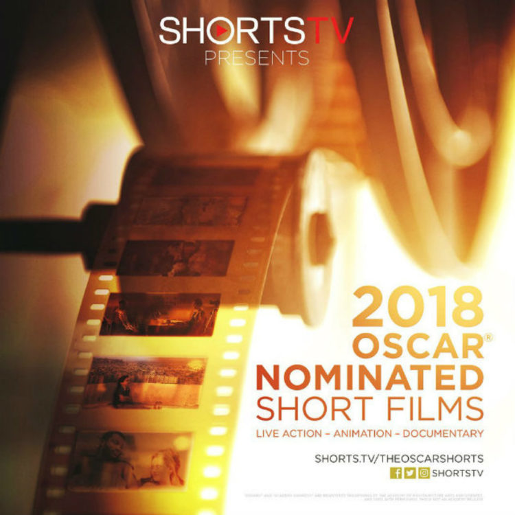 2 films have been selected in the additional screening selection of Oscar Nominated Short Films by Shorts.tv.