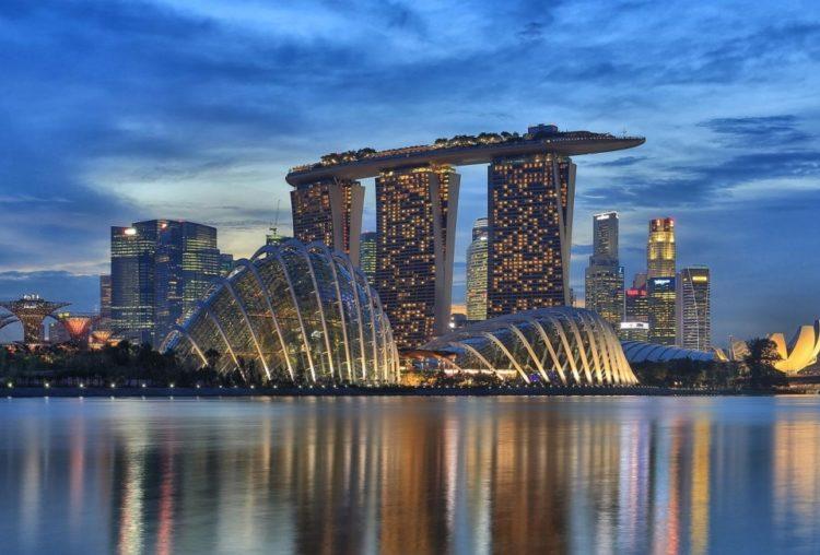 Entrevue : le stage d'Alexandre à Singapour