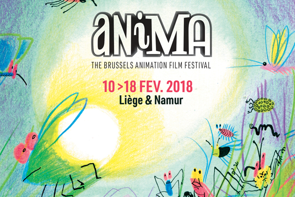 Award at the Anima Festival 2018