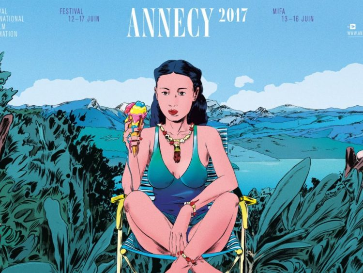 Festival d'Annecy 2017