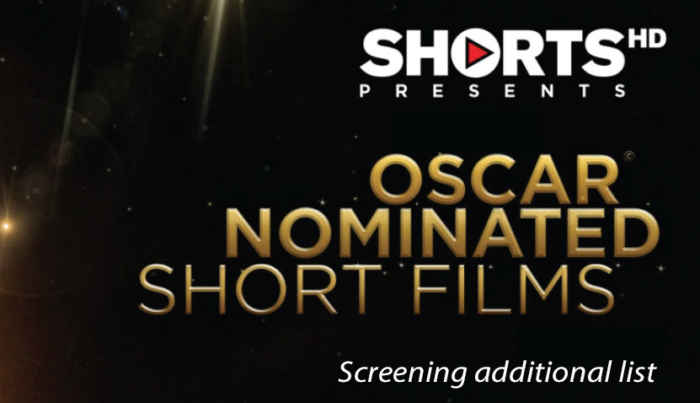 Oscars Nominated Short Films 2016 - Additional screening category