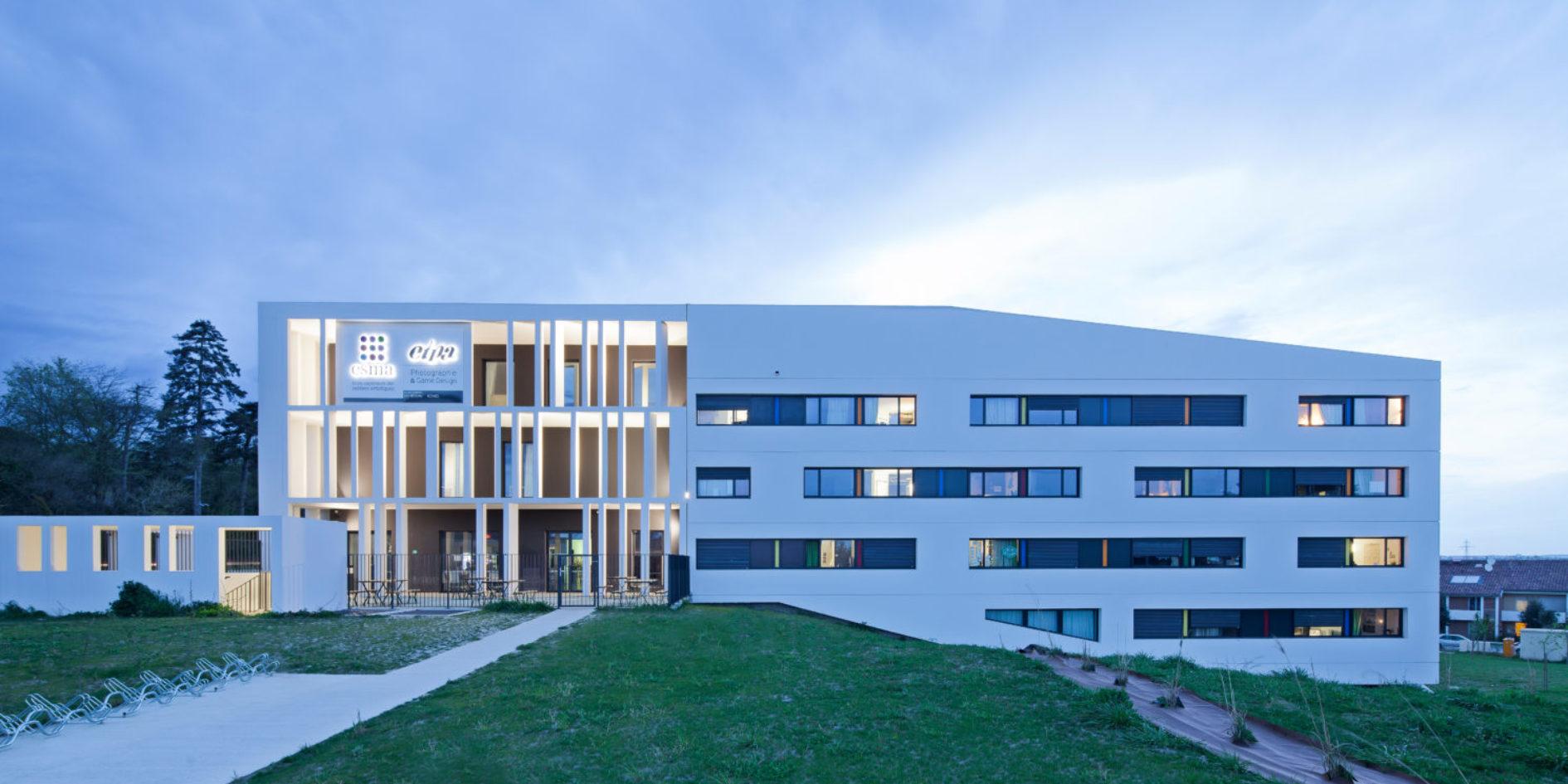 Bâtiment ESMA Toulouse