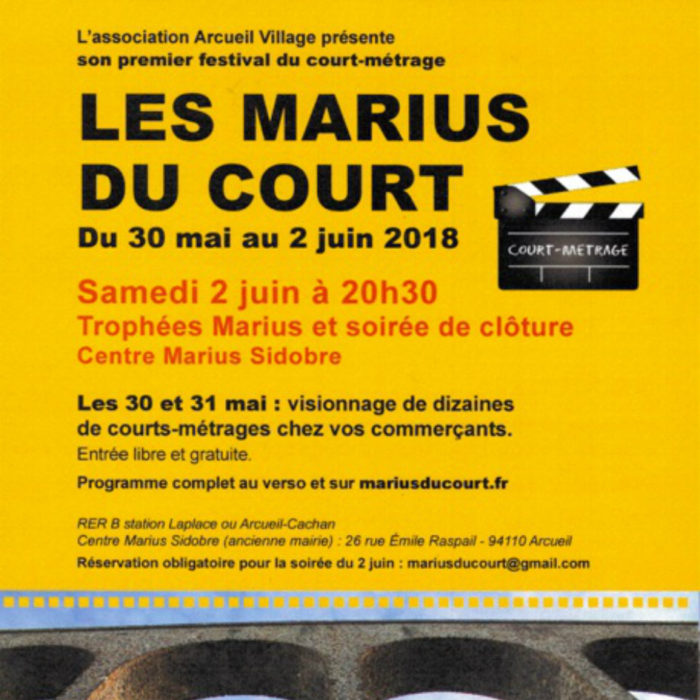 Made In France award-winning Marius D'Or