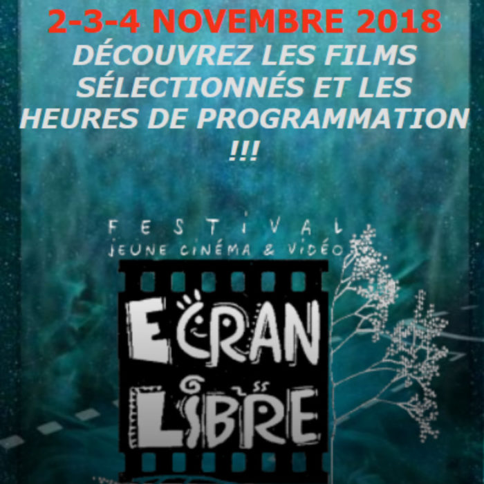 4 short films selected at Écran Libre Festival