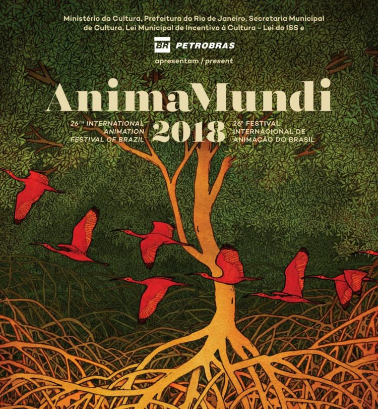 Comme un éléphant wins an award at Anima Mundi Festival