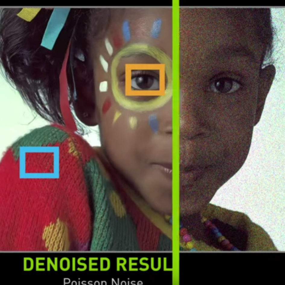 Nvidia introduced its last research concerning a new denoising