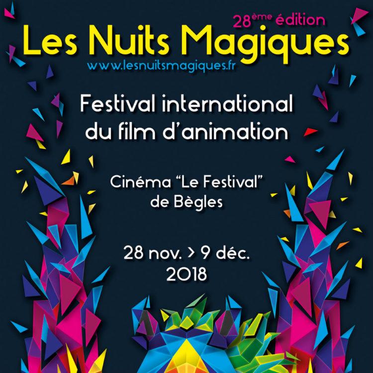 2 courts métrages sélectionnés au Festival Les Nuits Magiques de Bègles