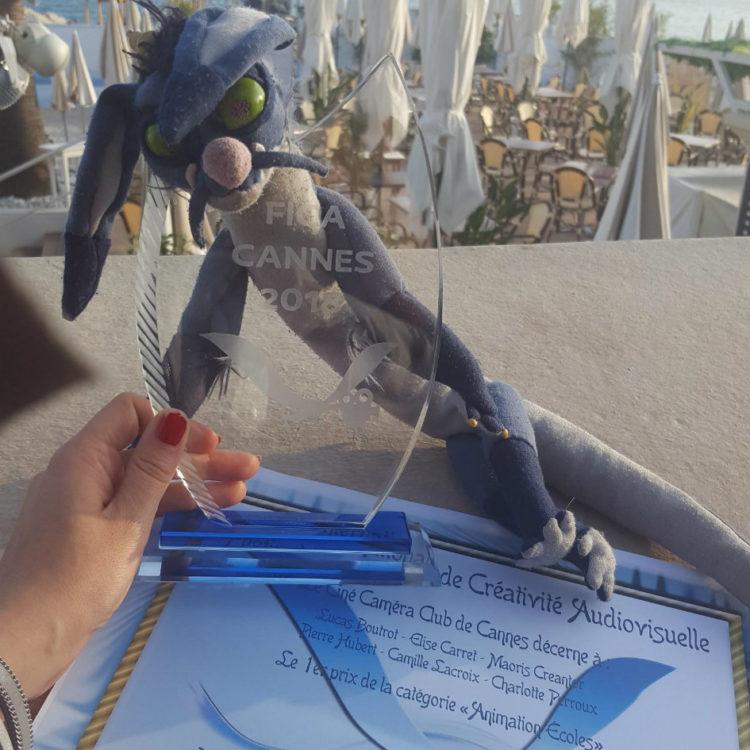 Achoo wins an award at FICA