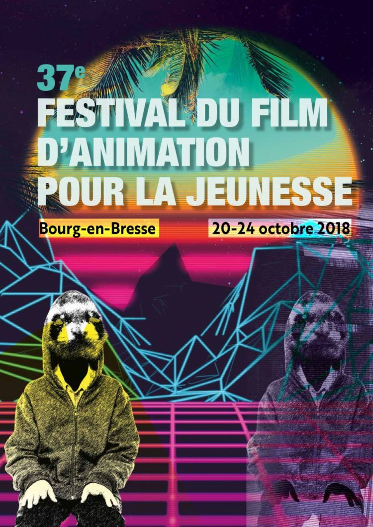 Achoo wins an award at the Bourg en Bresse festival