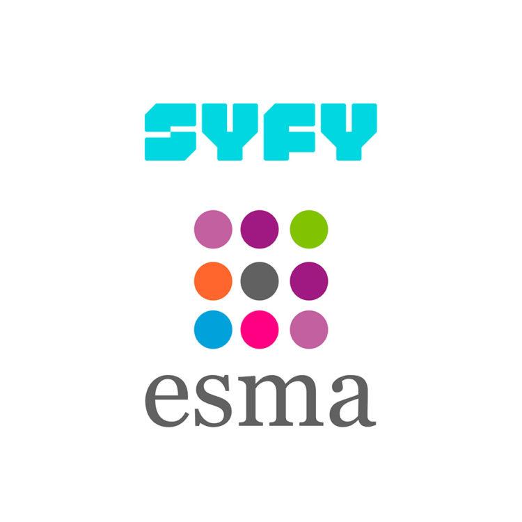L'ESMA devient partenaire de la chaîne de télévision SYFY !