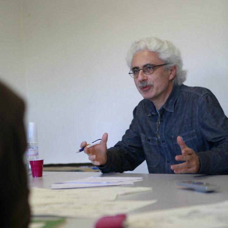 Kristof Serrand visits ESMA