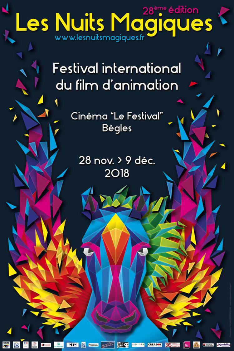 La Boite receives an award at the Festival Les Nuits Magiques