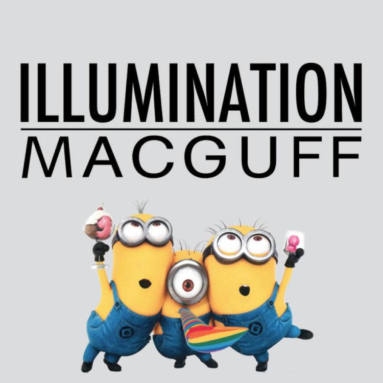 Illumination MacGuff visit ESMA