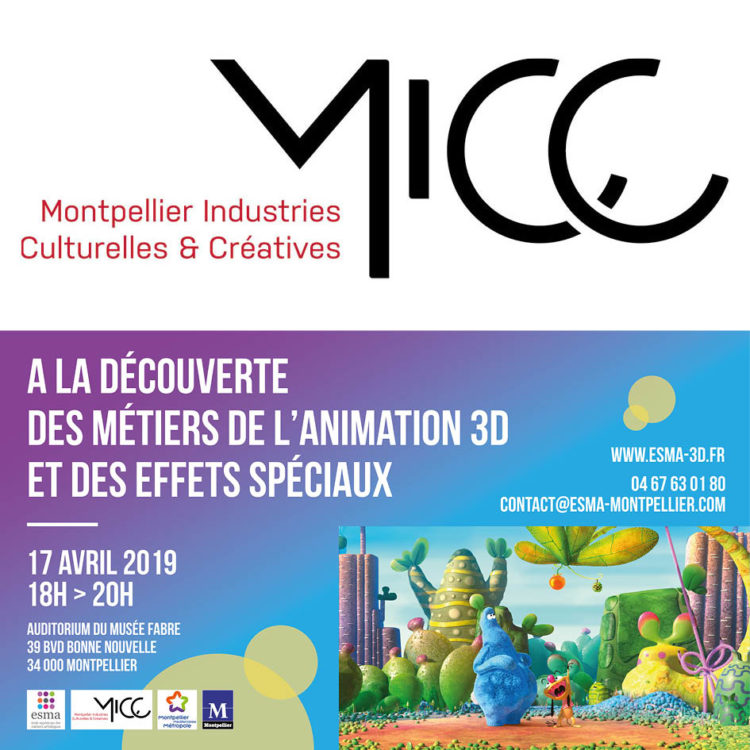 Back to the meeting of Gérard Raucoules at MICC 2019
