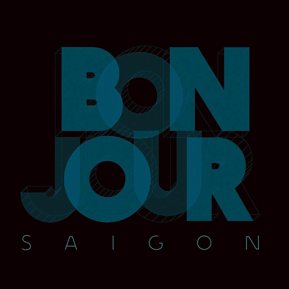 Logo studio Bonjour Saïgon