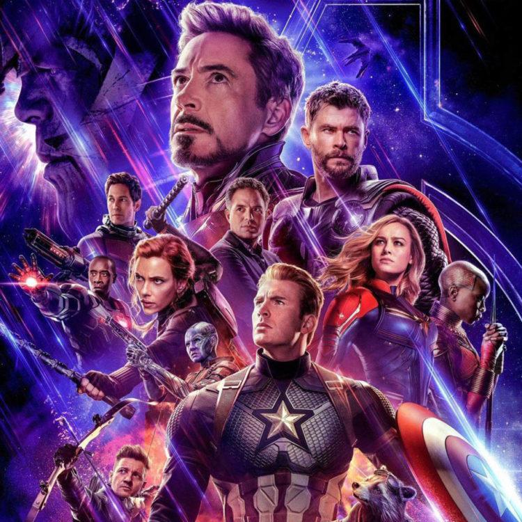 [Spotted 15] Nos anciens sont au générique de : Avengers : Endgame