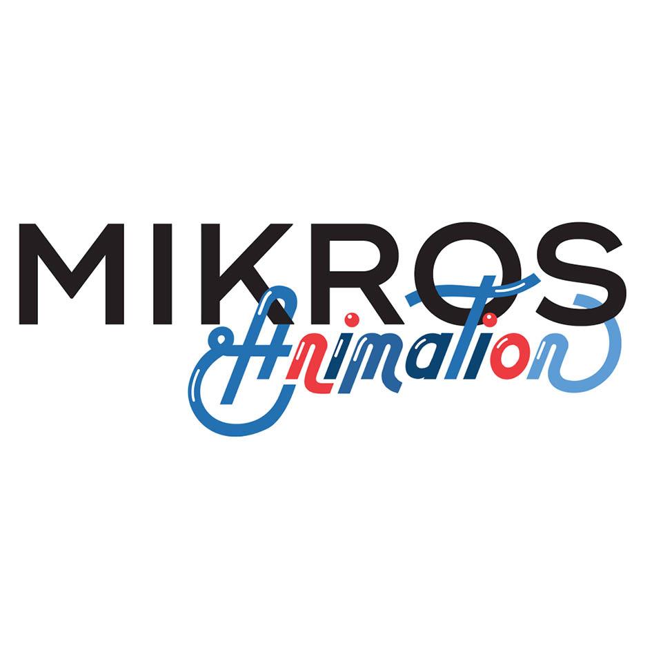 Logo Mikros animation
