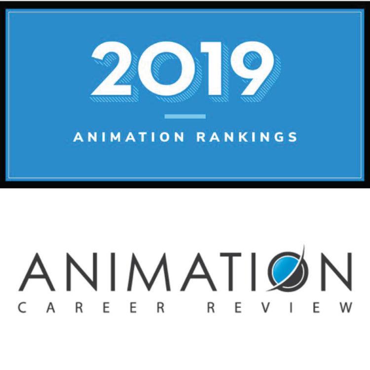 L'ESMA au palmarès 2019 des meilleures écoles d'animation au monde