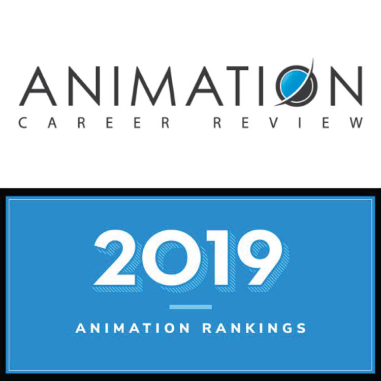 Ranking  2019 of the Best Animation Schools in the World by Animation Career Review
