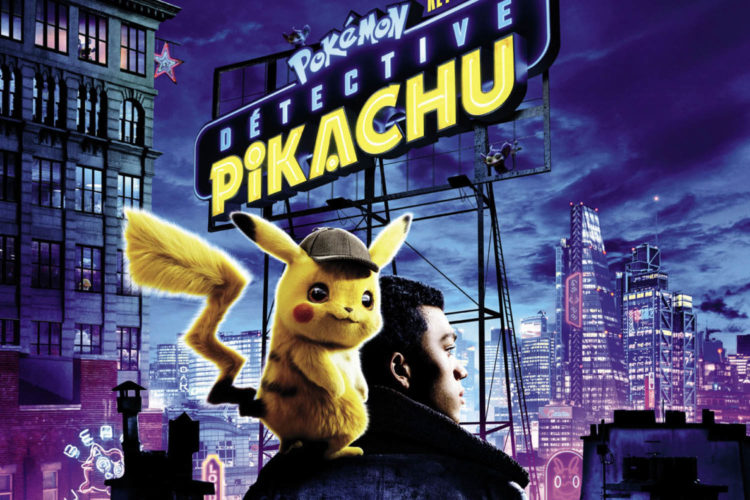 [Spotted 16] Our alumni on the credits of : Pokemon - Detective Pikachu
