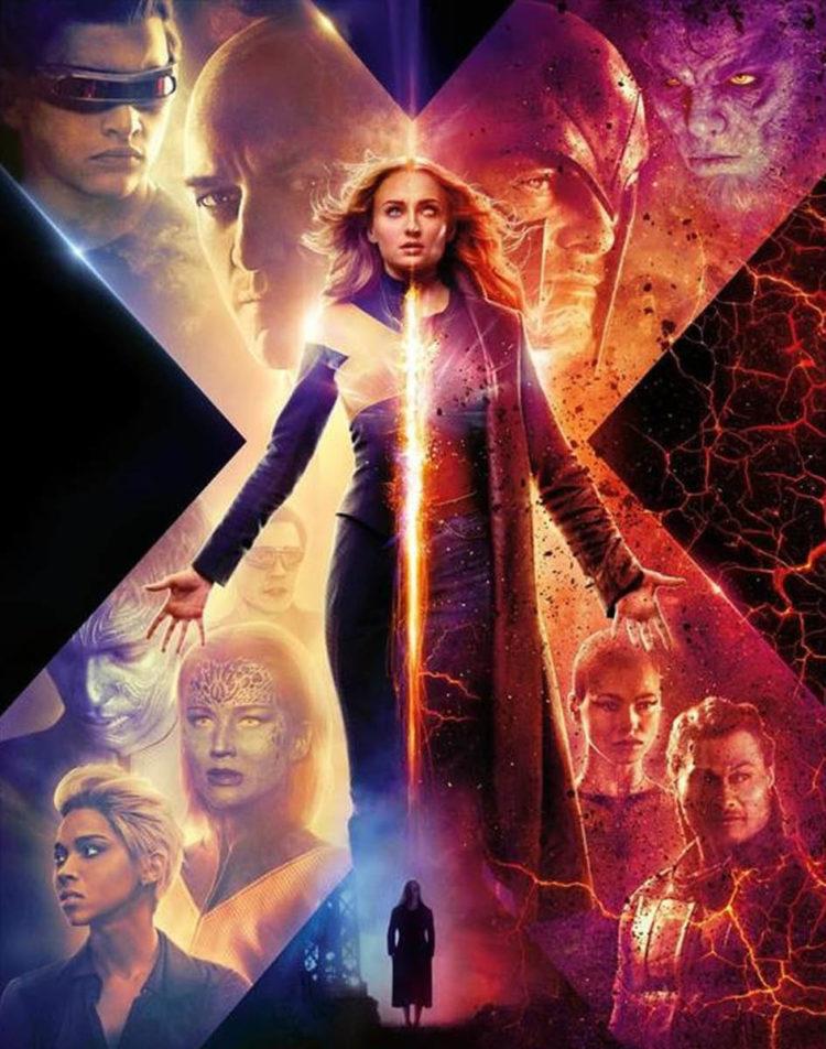 [Spotted 17] Nos anciens sont au générique de : X-Men - Dark Phoenix