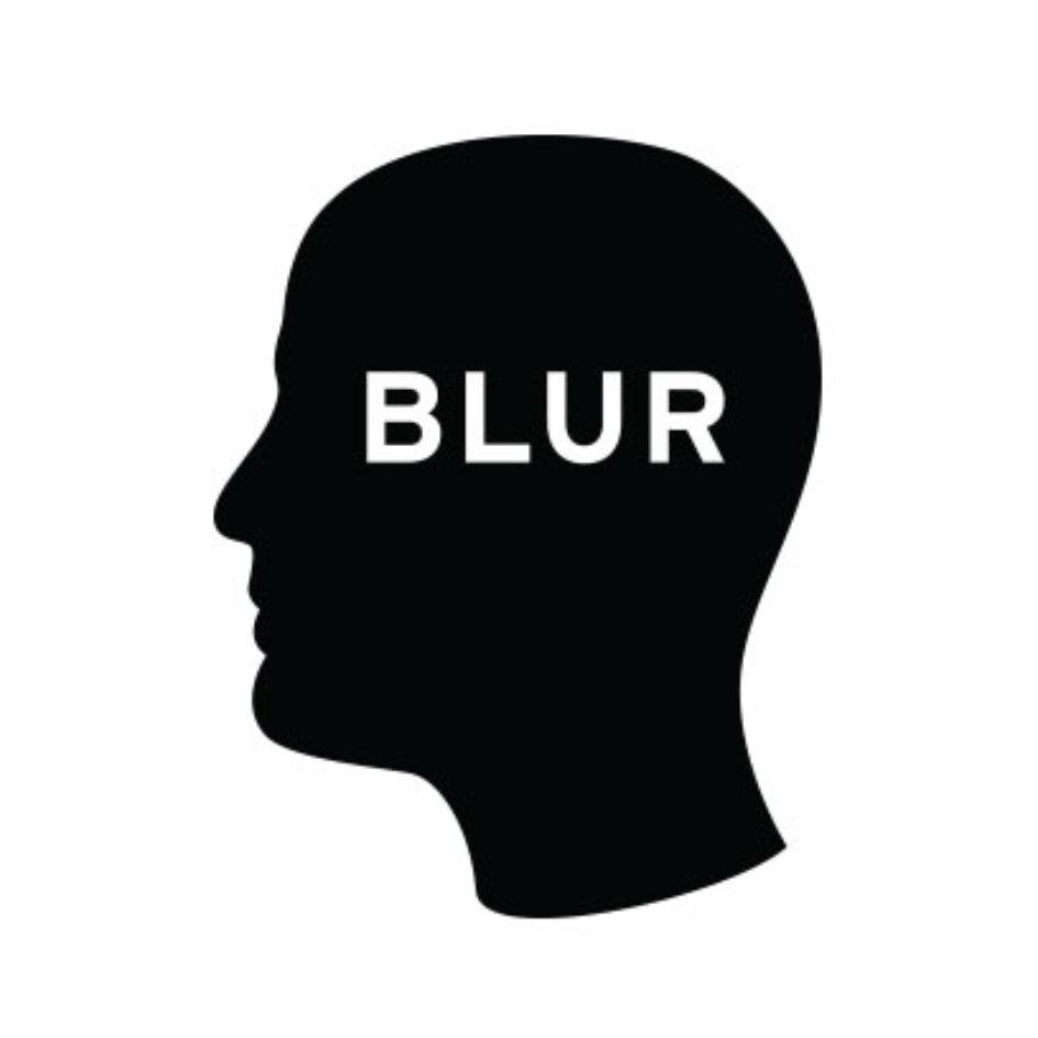 logo blur studio
