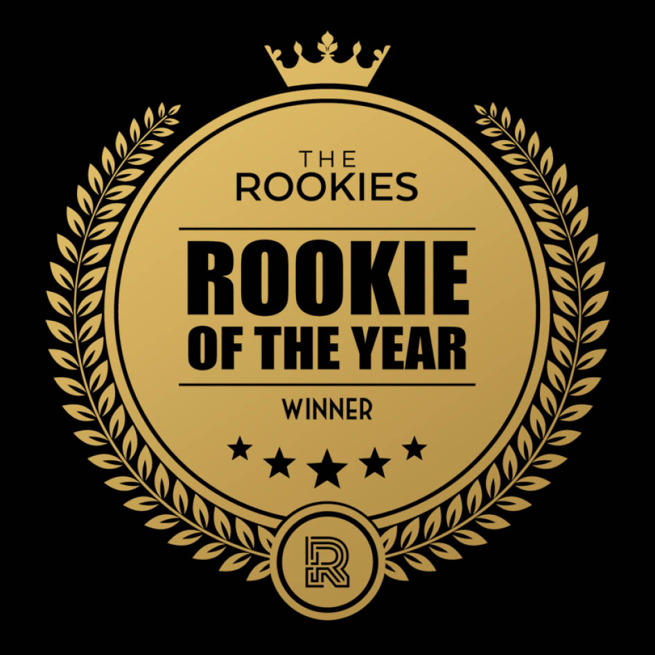 Logo Rookie Awards 2019