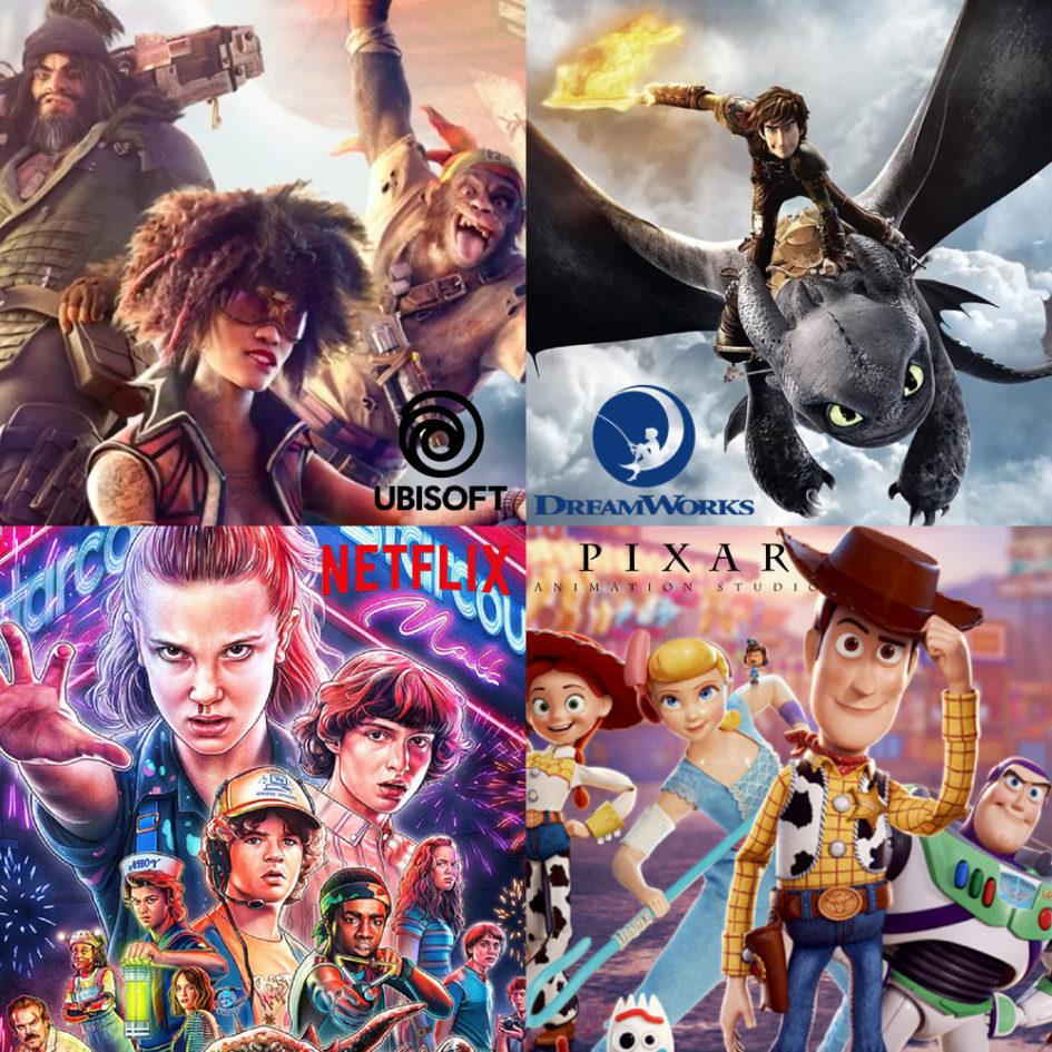 Pixar, Dreamworks, Netflix, Ubisoft à Montpellier