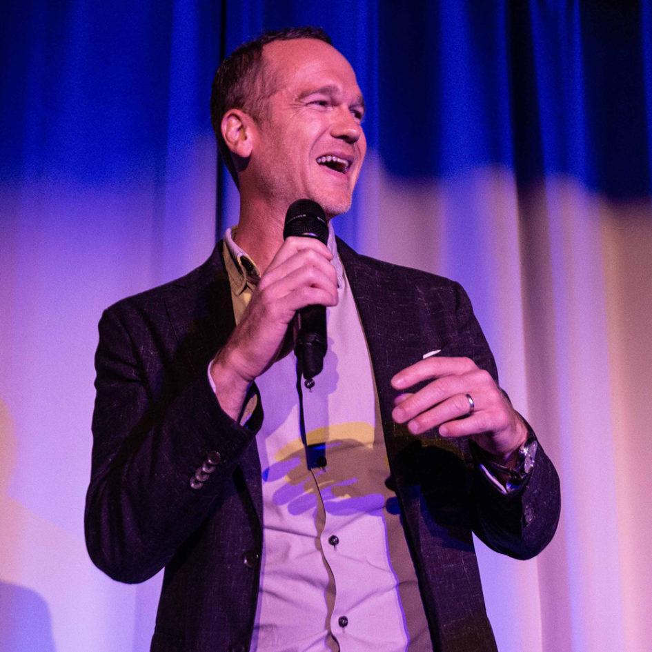 Erik Smitt de Pixar, président d'honneur du jury ESMA 2019