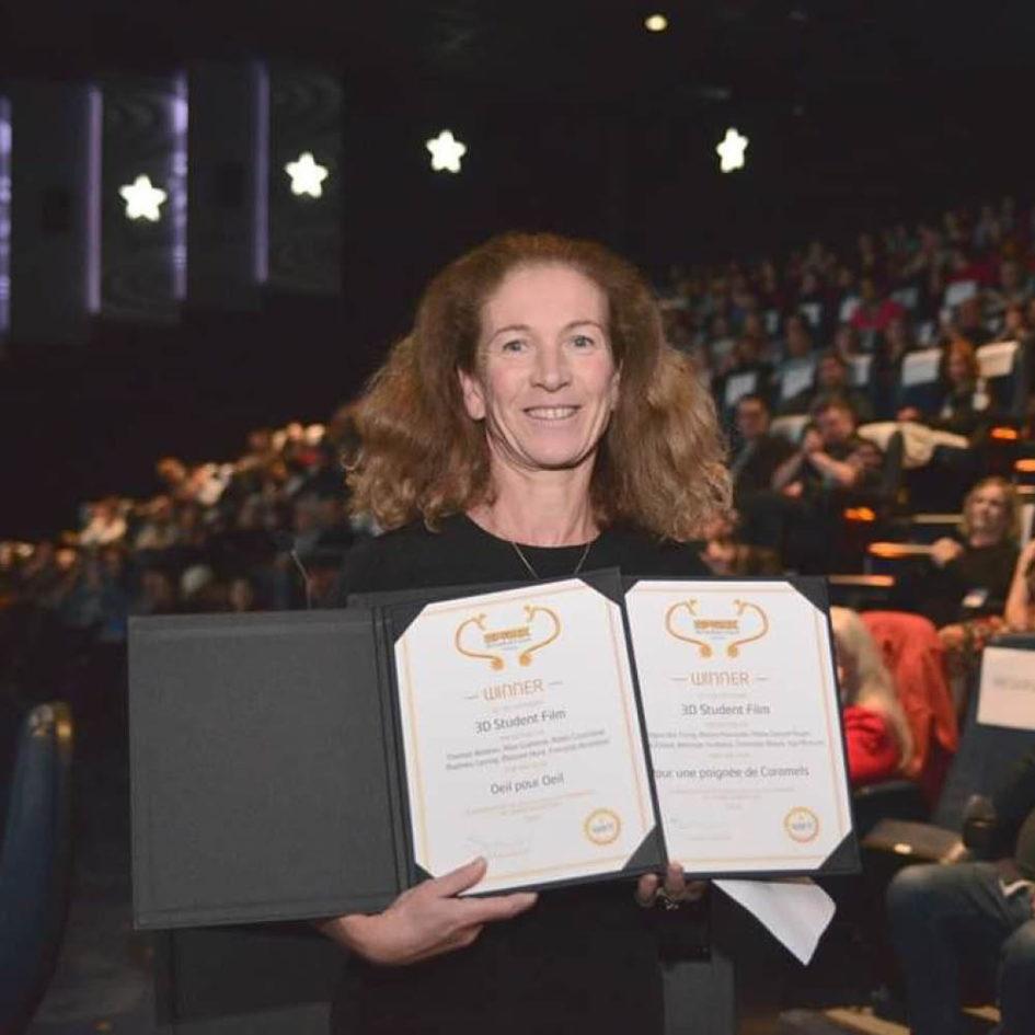 Les courts métrages de l'ESMA récompensés au SPARK ANIMATION 2019
