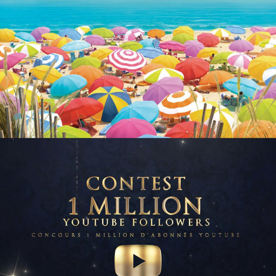 Dossier spéciale 1 million abonnés youtube Indic 50 ESMA
