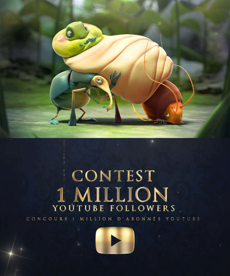Dossier spécial 1 million abonnés Youtube : Rencontre avec les réalisateurs de Sweet Cocoon