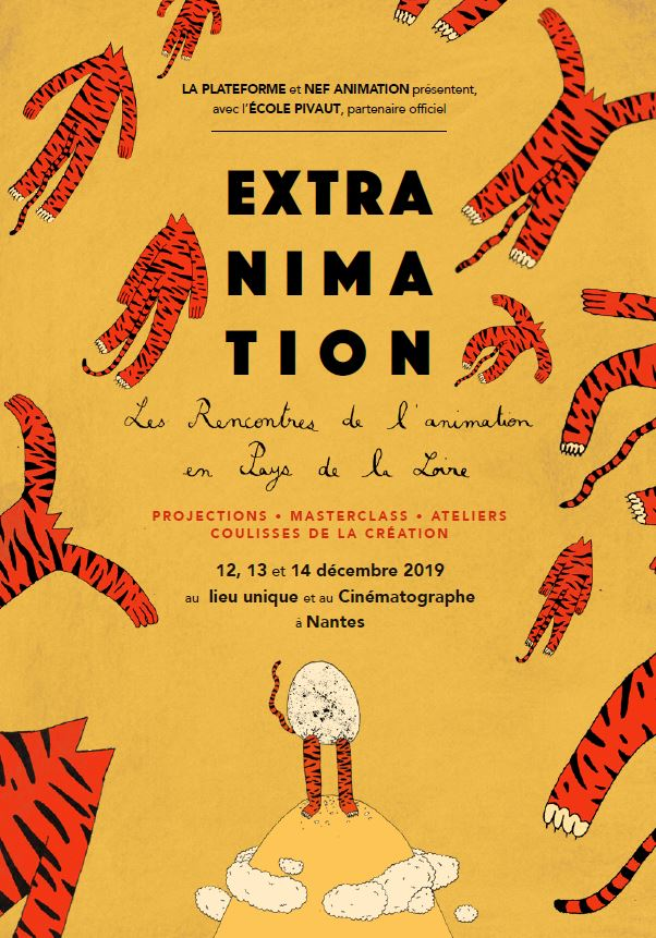 ESMA at the second edition of ExtrAnimation in Nantes