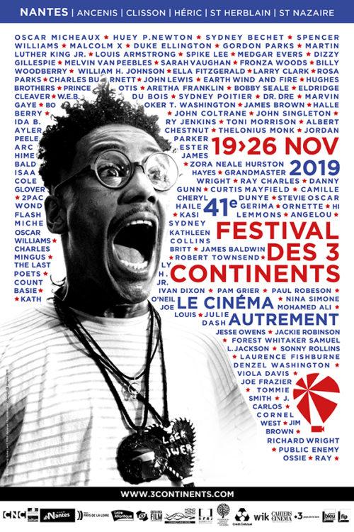 L'ESMA partenaire du Festival des 3 Continents à Nantes