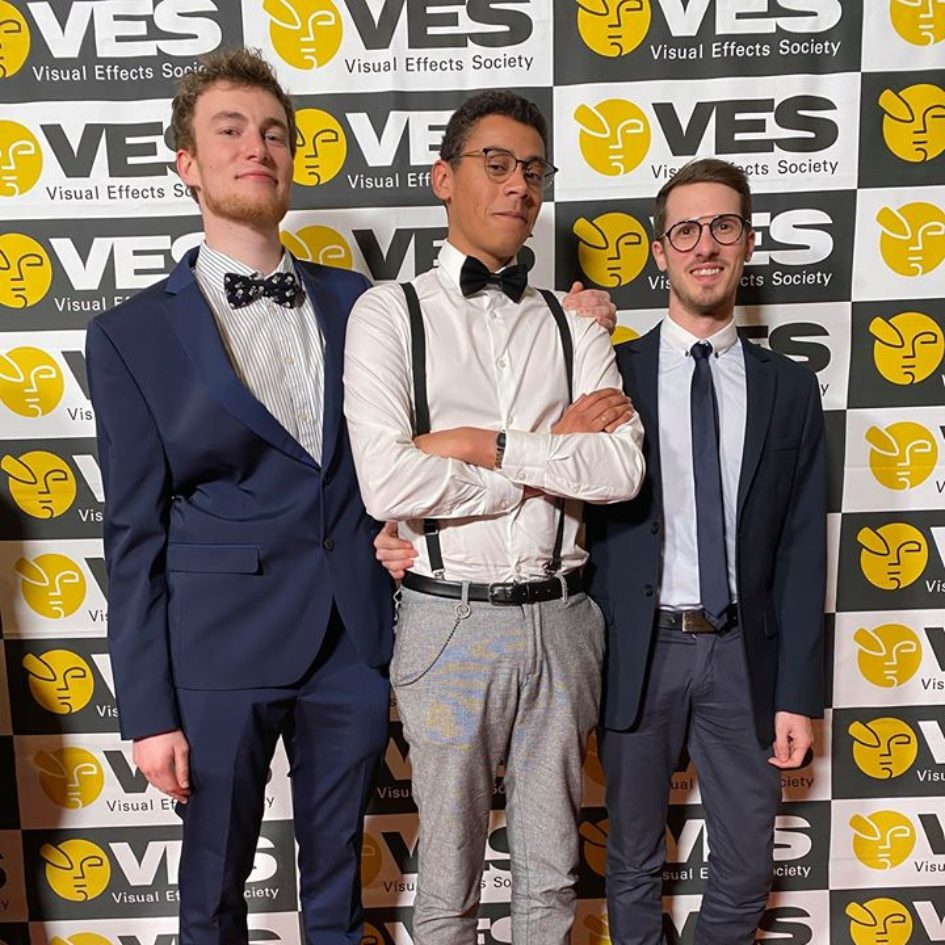 oeil pour oeil aux VES awards 2020
