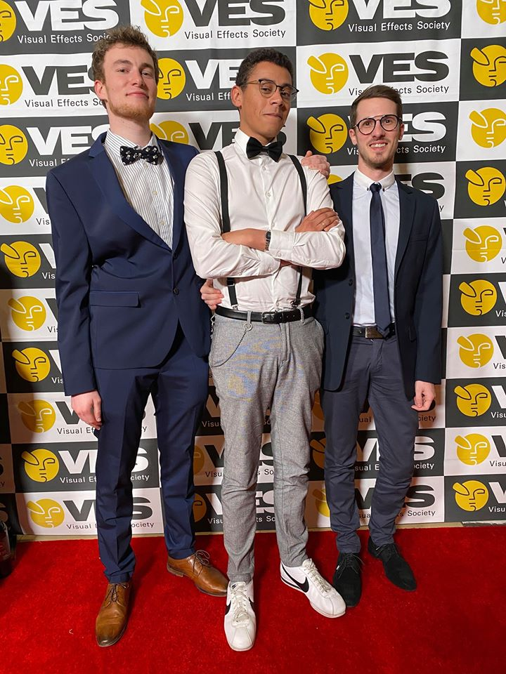 A look back at the VES Awards 2020 and the saga of the film Œil pour Œil and its directors