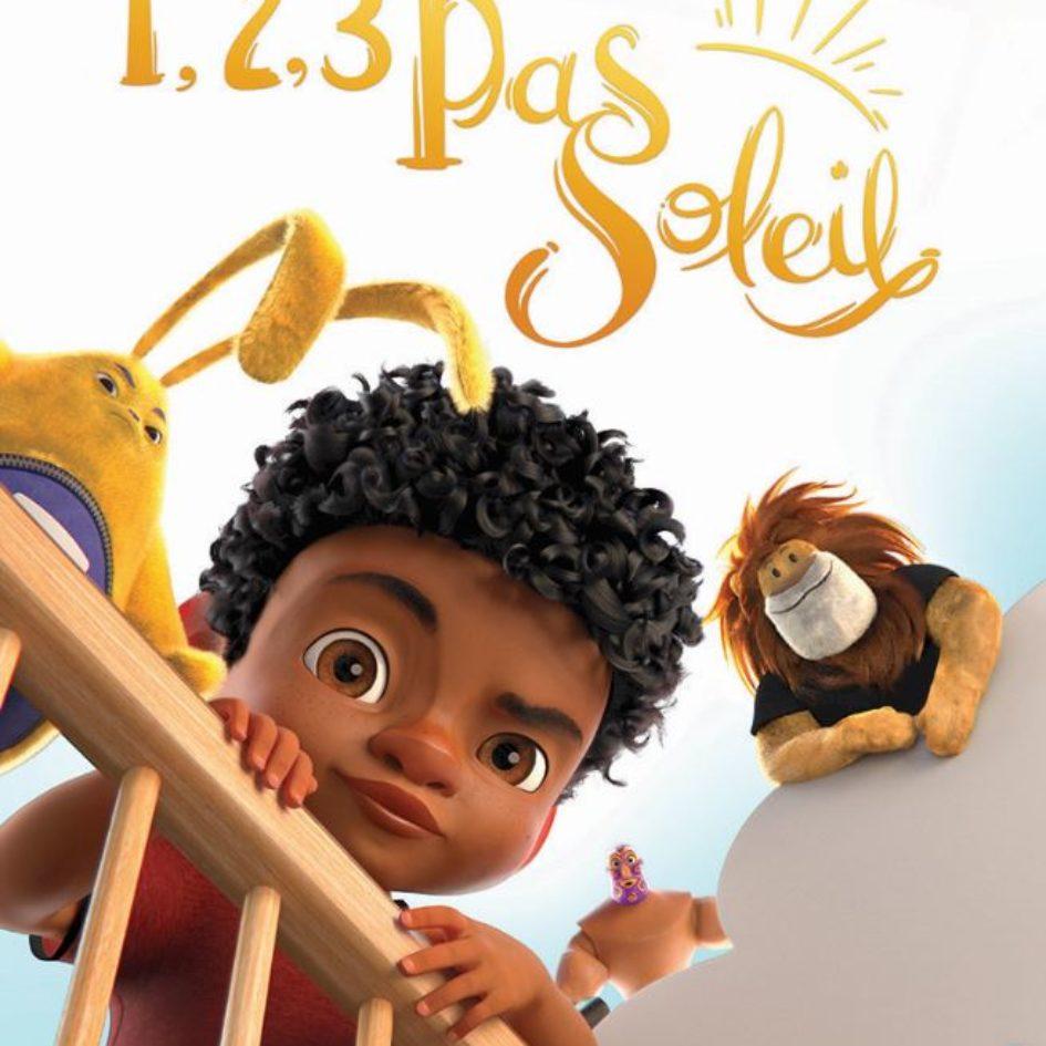 Affiche film 1, 2, 3 Pas Soleil ESMA