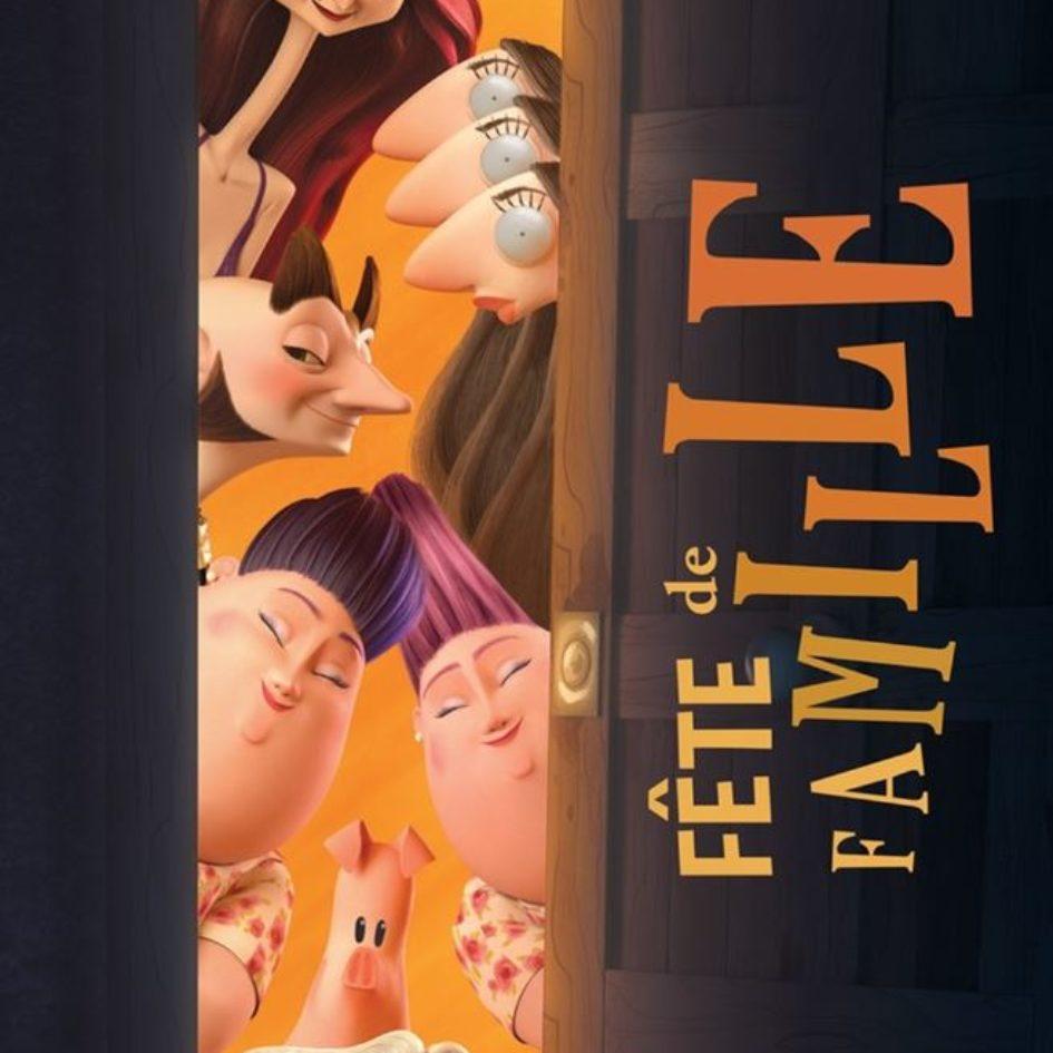 affiche film fête de famille