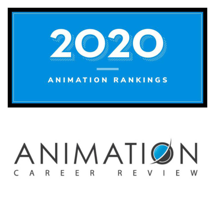 ESMA: 3rd best CG animation school in France & 5th best in the world!
