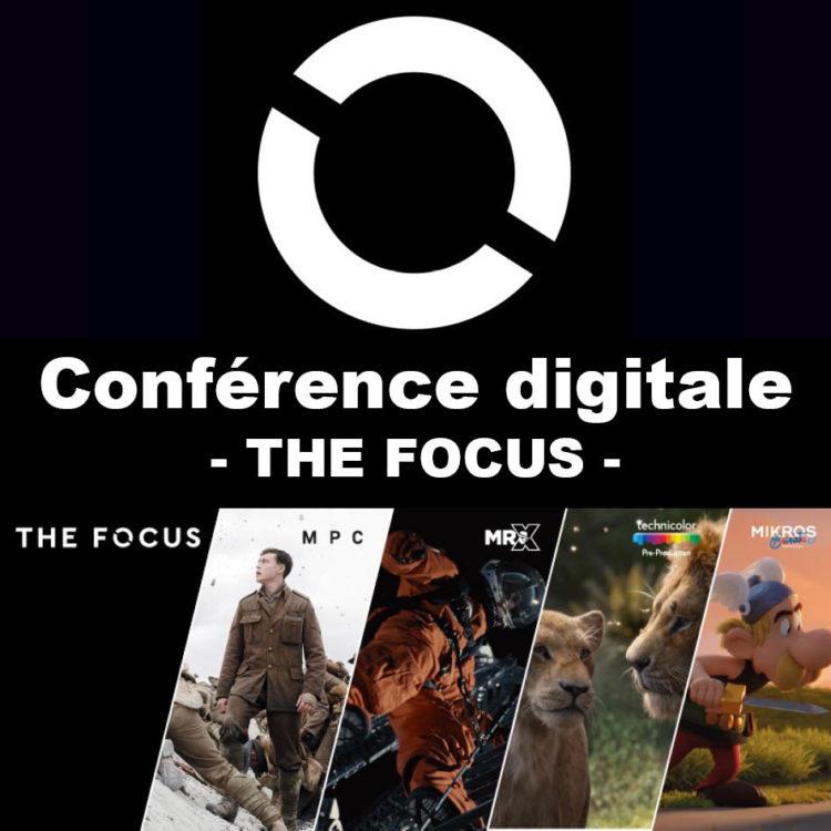 Conférence en ligne The Focus