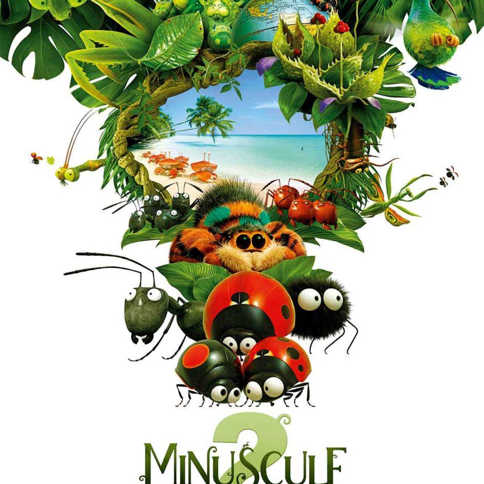 Affiche film minuscule 2