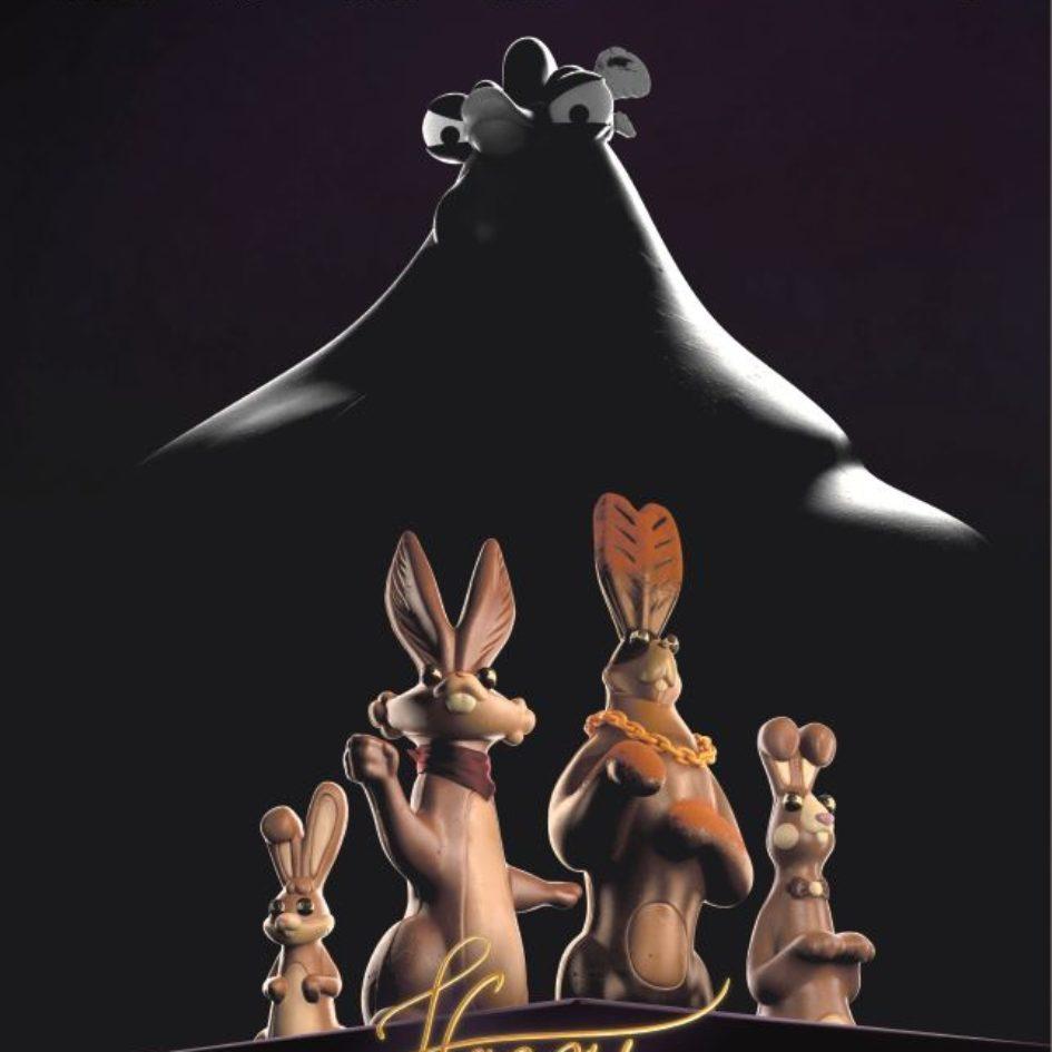 Affiche du film Happy easter ESMA